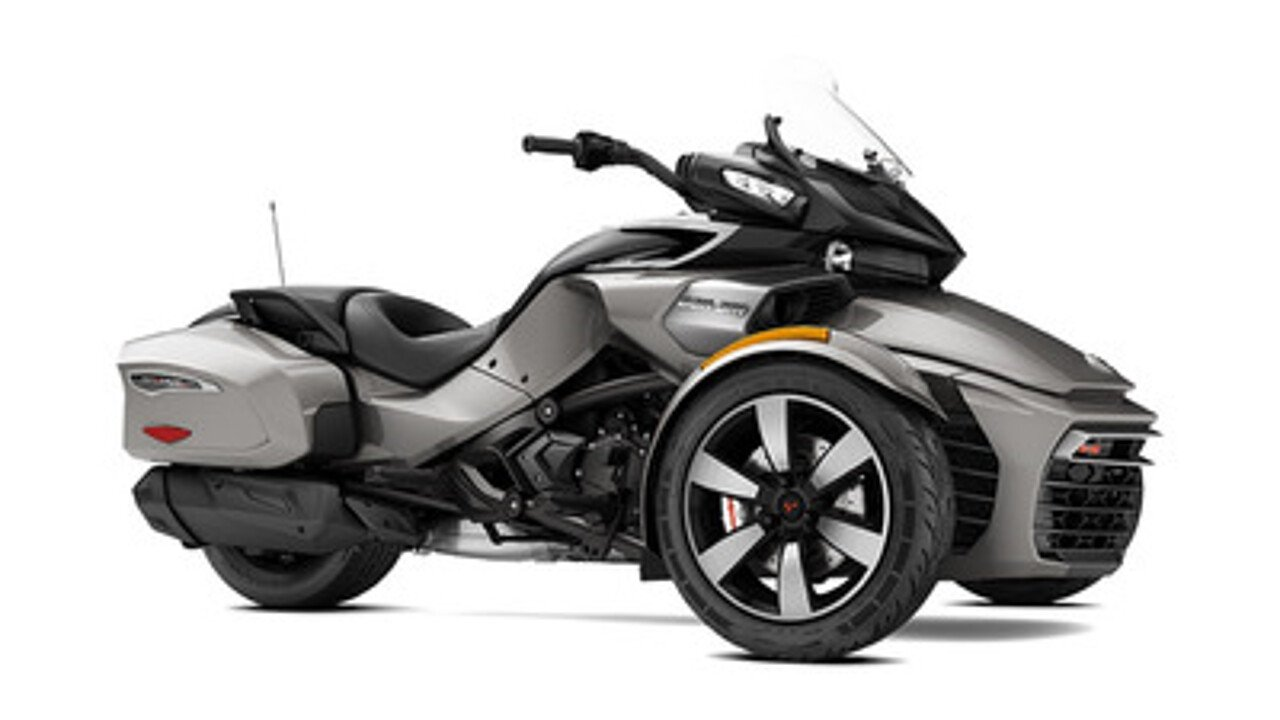 2017 Can-Am Spyder F3 for sale 200422716