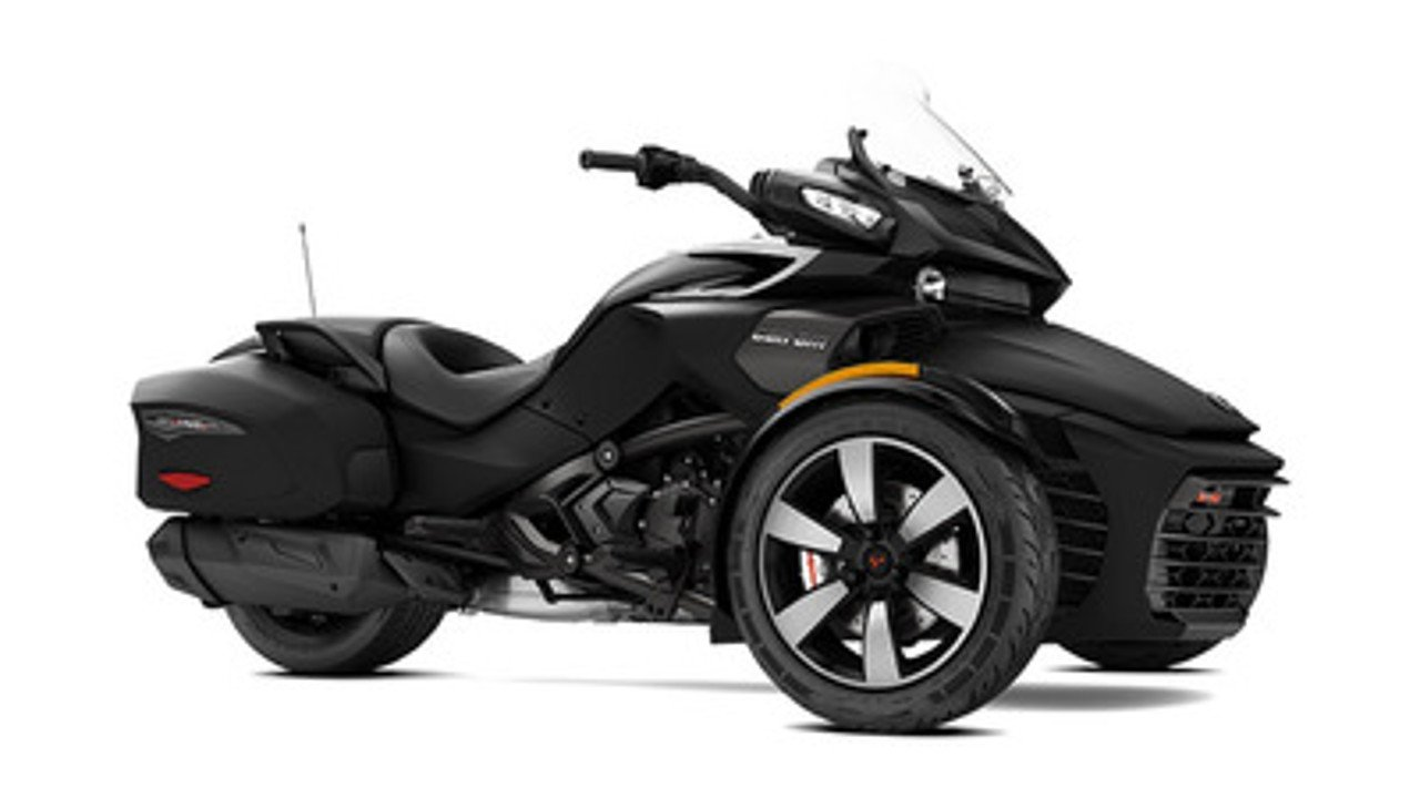 2017 Can-Am Spyder F3 for sale 200463037