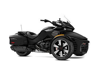 2017 Can-Am Spyder F3 for sale 200482701