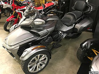 2017 Can-Am Spyder F3 for sale 200501938