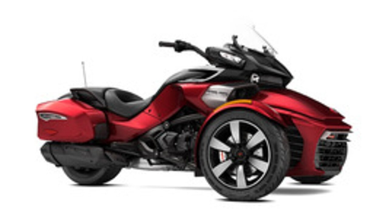 2017 Can-Am Spyder F3 for sale 200502026