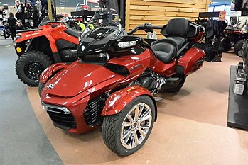 2017 Can-Am Spyder F3 for sale 200518770