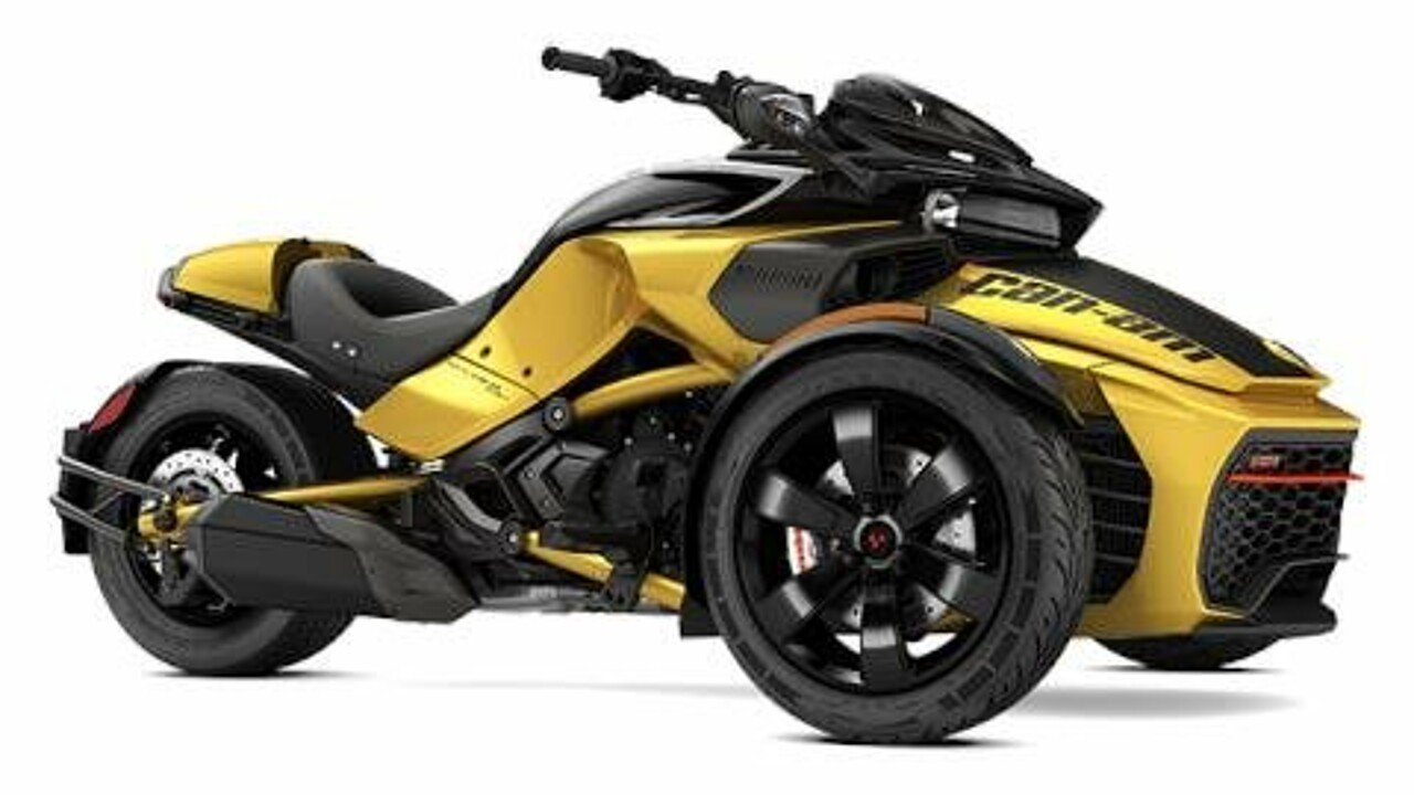 2017 Can-Am Spyder F3-S for sale 200497002