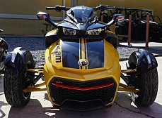 2017 Can-Am Spyder F3-S for sale 200570460