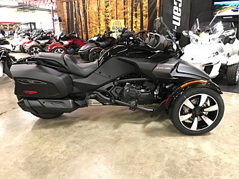 2017 Can-Am Spyder F3-T for sale 200501691