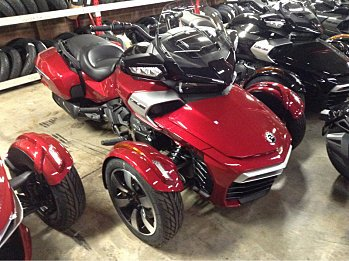 2017 Can-Am Spyder F3-T for sale 200501764