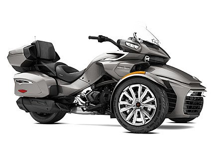 2017 Can-Am Spyder F3 for sale 200427231