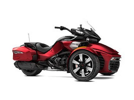 2017 Can-Am Spyder F3 for sale 200501982