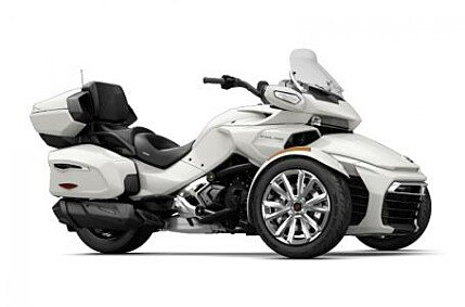 2017 Can-Am Spyder F3 for sale 200506315