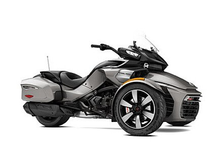 2017 Can-Am Spyder F3 for sale 200513853