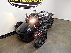 2017 Can-Am Spyder F3 for sale 200538246