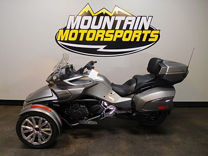2017 Can-Am Spyder F3 for sale 200538247