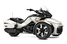 2017 Can-Am Spyder F3 for sale 200600281