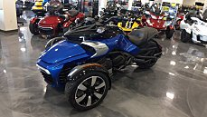 2017 Can-Am Spyder F3 for sale 200609142