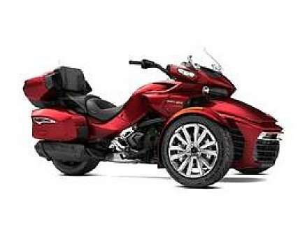 2017 Can-Am Spyder F3 for sale 200641066