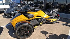 2017 Can-Am Spyder F3 for sale 200651329