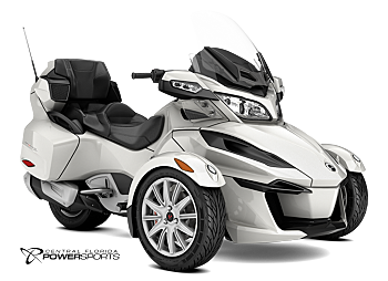 2017 Can-Am Spyder RT for sale 200378426