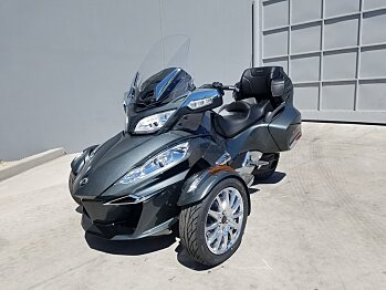 2017 Can-Am Spyder RT for sale 200448922