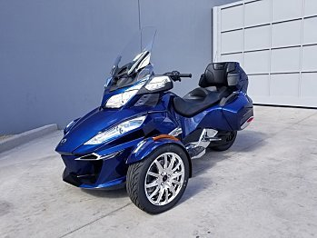 2017 Can-Am Spyder RT for sale 200448944