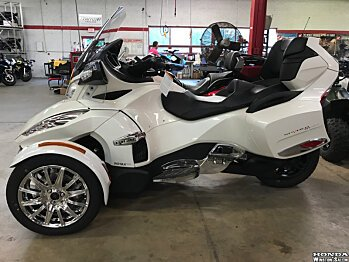 2017 Can-Am Spyder RT for sale 200501685