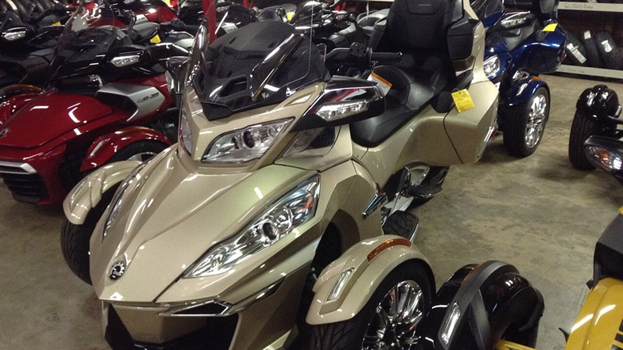 2017 Can-Am Spyder RT for sale 200501984