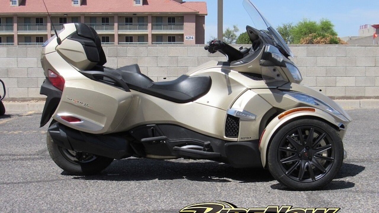 2017 Can-Am Spyder RT for sale 200570542