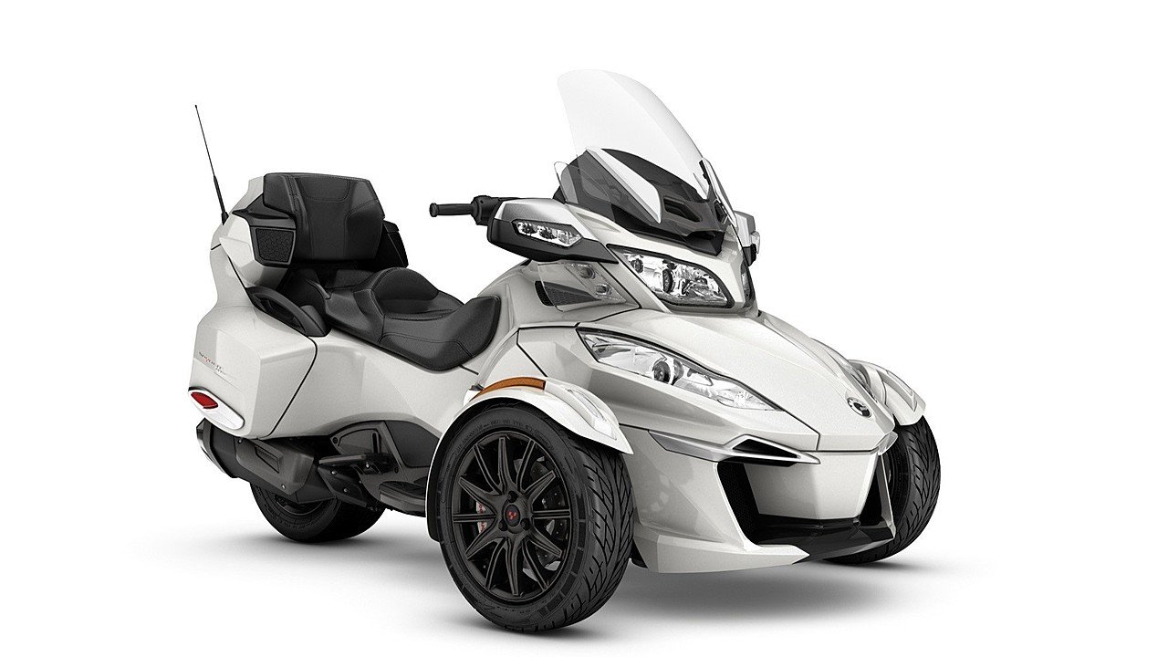 2017 Can-Am Spyder RT-S for sale 200378424