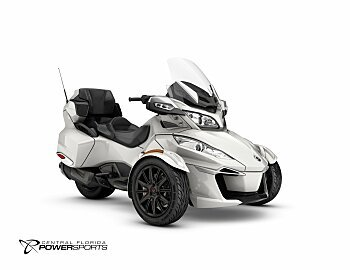 2017 Can-Am Spyder RT-S for sale 200378425