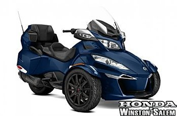 2017 Can-Am Spyder RT-S for sale 200501684