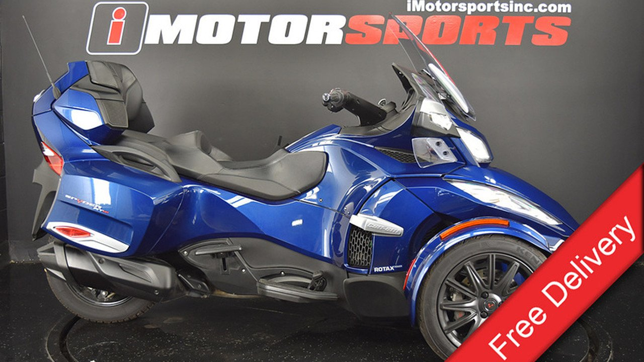 2017 Can-Am Spyder RT-S for sale 200514082