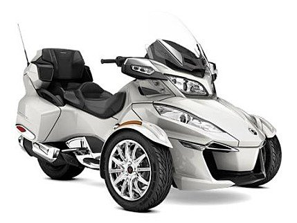 2017 Can-Am Spyder RT for sale 200427230