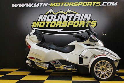 2017 Can-Am Spyder RT for sale 200537848