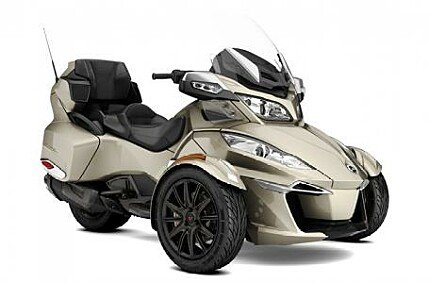 2017 Can-Am Spyder RT for sale 200600191