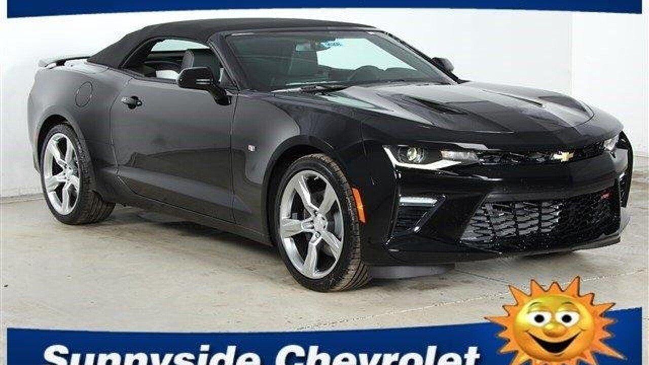 2017 Chevrolet Camaro SS Convertible for sale near Elyria, Ohio ...