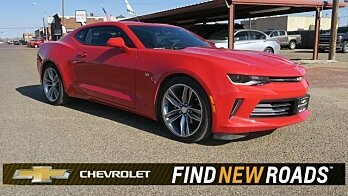 2017 Chevrolet Camaro LT Coupe for sale 100845459
