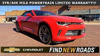 2017 Chevrolet Camaro LT Convertible for sale 100851133