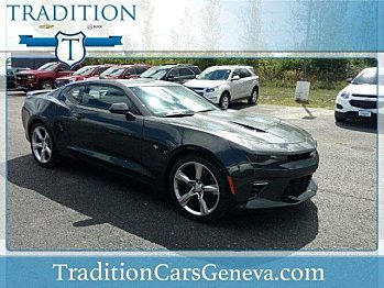 2017 Chevrolet Camaro for sale 100870411