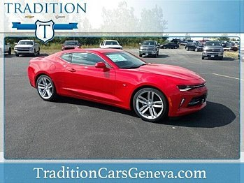 2017 Chevrolet Camaro for sale 100870419