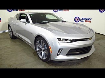 2017 Chevrolet Camaro LT Coupe for sale 100881575