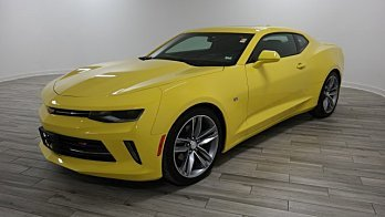 2017 Chevrolet Camaro LT Coupe for sale 100953235