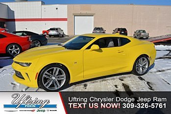 2017 Chevrolet Camaro LT Coupe for sale 100955382