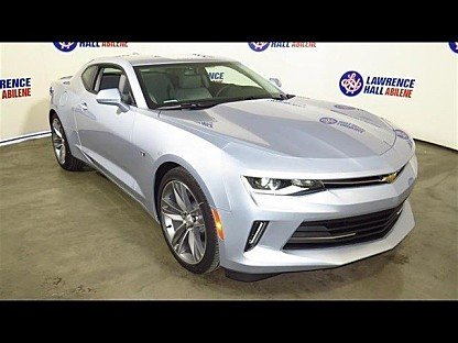 2017 Chevrolet Camaro LT Coupe for sale 100881595