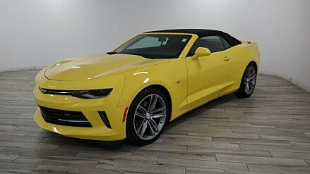 2017 Chevrolet Camaro LT Convertible for sale 100899234