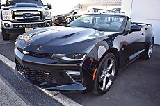 2017 Chevrolet Camaro SS Convertible for sale 100951235