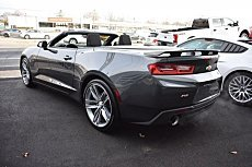 2017 Chevrolet Camaro LT Convertible for sale 100955450