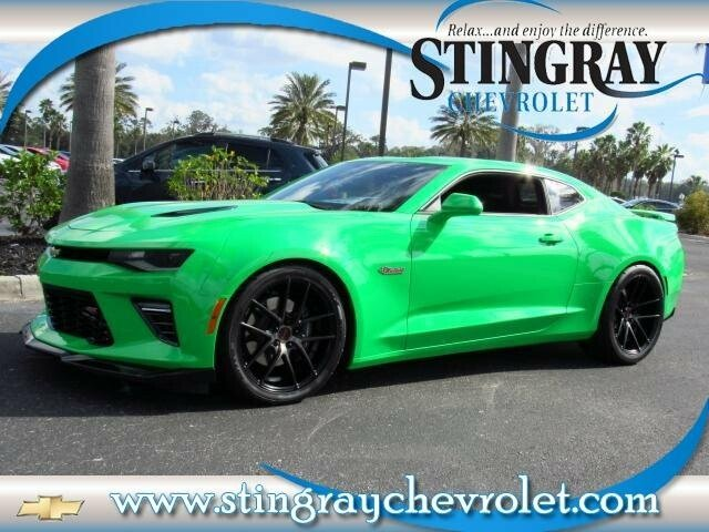 2017 Chevrolet Camaro SS Coupe For Sale 100957785