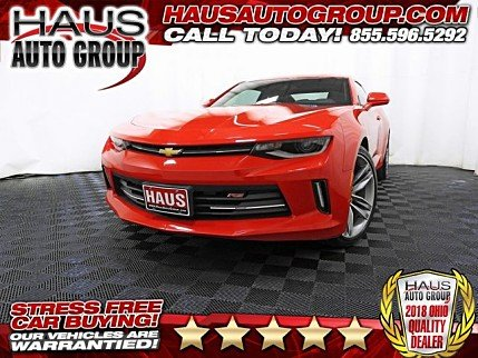 2017 Chevrolet Camaro LT Coupe for sale 100969573