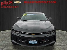 2017 Chevrolet Camaro LT Coupe for sale 100978633