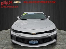 2017 Chevrolet Camaro LT Coupe for sale 100983884