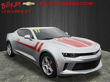 2017 Chevrolet Camaro LT Coupe for sale 100988744